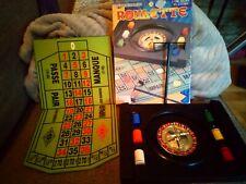 More details for roulette - folding board, spinner, rake, chips
