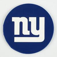 NEW YORK GIANTS Coasters Set 4 PRO Football NFL Licensed Sports LOGO DRINK FAN