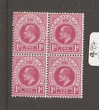 Natal KE SG 147 block of 4 MNH (6atw)