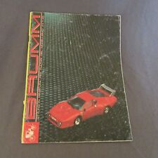 190F Catalogo Brumm 1990 de 48 Pages 16 X 21,6 cm