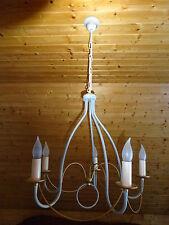 EGLO Kronleuchter 5-flammig Metall Landhaus *neuwertig