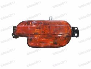 1Pcs Left Side Fog Light Reflector Lamp Rear Bumper For Peugeot 408 2011