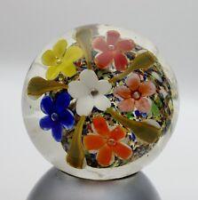 Hübscher Blumen Paperweight Briefbeschwerer