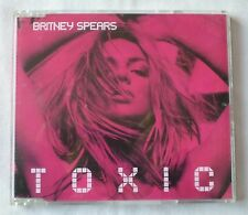 Britney Spears - Toxic CD Single (Promo Promotional 1 Track) Very Rare 2003