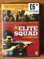 Elite Squad (DVD) Brand New Sealed