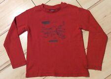Mexx Shirt Pulli Gr. 122/128 Junge Druck Autos Baumwolle