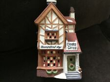 Dept 56 Dickens Village Bumpstead Nye Cloaks and Canes
