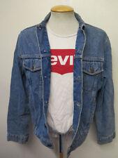 Levi's Denim Hip Length Coats & Jackets for Women