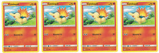 4xCyndaquil40/214 COM-Lost Thunder NM Pokemon TCG