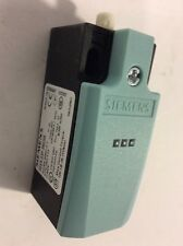 SIEMENS SE5 232-3KC05 Mechanical Position Switch, Complete Unit