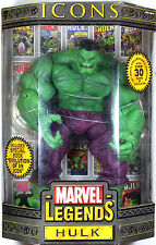 "Marvel Legends ~ 12"" INCREDIBLE HULK ACTION FIGURE (2006) ~ Toy Biz ~ RARE"