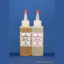 Pro-Fix Quick Cure (2 Bottle) Epoxy Kit