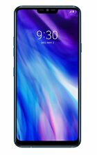 LG G7+  ThinQ G710EAW  128GB Dual Sim 6GB Ram - New Moroccan Blue