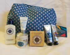L'Occitane Bundle Gift Set (7) Best of Shea Butter and Gift Bag Brand New