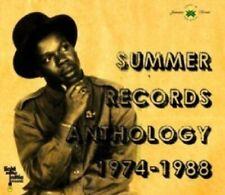 Ranking/Noel Ellis/+ -Summer Records Anthology ('74-'88) 2CD Pop Rock R&B New