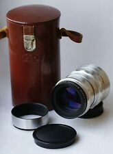 Rare! Meyer-Optik Gorlitz Trioplan f/2.8 100mm Lens M42 Unique Bokeh!