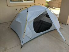 Mountain Hardware Hylo 3 Camping Backpacking Tent Gray Ice (new missing tags)