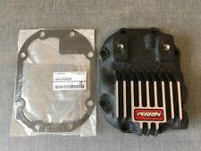 Perrin R160 Black Rear Differential Cover for Subaru Forester XT/Impreza WRX