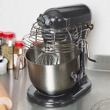 KitchenAid Ksmc895Dp Pewter Nsf 8 Qt. Bowl Lift Commercial Countertop Mixer