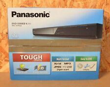 Panasonic DVD-S500EB-K DVD-Player ~schwarz~ B-Ware