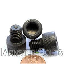 10mm x 1.50 x 12mm - Qty 10 - SOCKET HEAD Cap Screws Black Oxide Class 12.9 M10