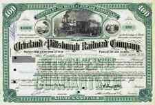 Cleveland Pittsburgh Railroad Nov. 1978 Rochester Ohio Pennsylvania 3 Vignetten