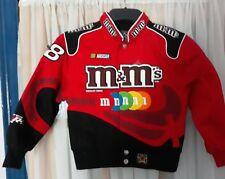 J H Design M&Ms NASCAR Kids Jacket Size XS/4 2007