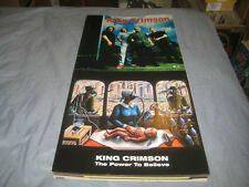KING CRIMSON-(the power to believe)-1 POSTER-12X24-RARE