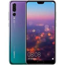 Huawei P20 Pro 4G 128GB Dual SIM twilight 24 mesi garanzia Italia europa