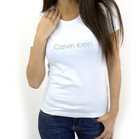 Original Calvin Klein Collection Damen T-Shirt Gr. L NEU mit Etikett + Rechnung