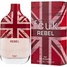 FCUK Rebel by French Connection Eau De Parfum Spray 3.4 oz for Women