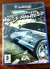 "JEU GAMECUBE "" NEED FOR SPEED MOST WANTED "" COMPLET AVEC NOTICE  !!"