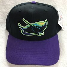 Tampa Bay Devil Rays THROWBACK 90's Ball Cap. NWT.  MLB Snapback.