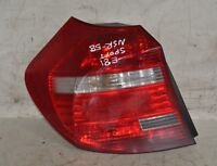BMW 1 Series Brake Light Left Rear 7164955-05 E81 3 Door N/S Brake Light 2008