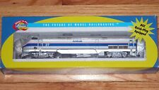 ATHEARN 91577 P-42 AMTRAK # 27 INTERCITY DCC INSTALLED