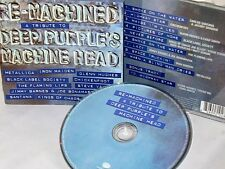 Deep  Purple Re Machined Head CD, NEW Metallica,Iron Maiden,Black Label Society