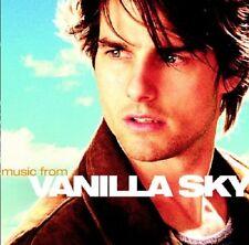 Music From Vanilla Sky Soundtrack CD NEW R.E.M./Paul McCartney/Peter Gabriel+