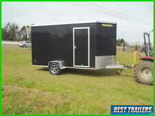 2020 Aluma ae612 es 6 x 12 enclosed all aluminum trailer tall 7ft cargo 6 x 12