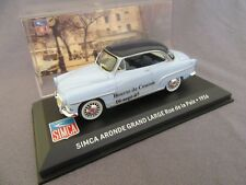 295G Altaya 1:43 Simca Aronde Bourse Miniatures Couzon 16 Sept 2007