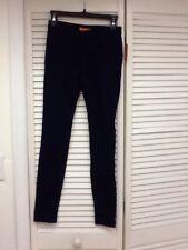 Navy Thicker Material, Stretch Skinny Pants, Zippered, Sz 0, Joe Fresh, NWT