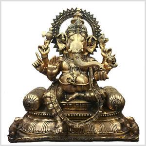 Ganesha - Riesengroß - 120cm 105kg Handarbeit - Shiva Krishna Hanuman Durga