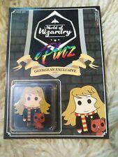 Harry Potter Geekgear Exclusive Pin Hermione Granger Crookshanks badge enamel