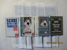 2003 McDonald's Yankees Roger Clemens - 10ct sealed cello packs