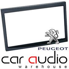 Peugeot 307 2001-06 Double Din Car Radio Facia Fascia Panel Autoleads DFP-04-05