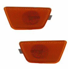 PAIR of Side Marker Lights - Left & Right Sides - Fits 11-12 Chevrolet Cruze