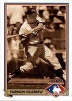1991 Upper Deck Heroes of Baseball Card Pick