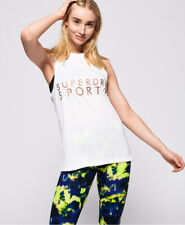 Superdry Womens Active Studio Luxe Vest