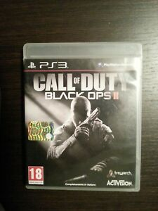 Gioco per Sony PlayStation 3 Ps3 CALL OF DUTY BLACK OPS II 2