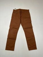 LEVI'S 502 REGULAR TAPERED Jeans - W30 L28 - Brown - Great Condition - Men's