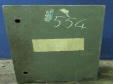Rittal Schaltkasten Schaltschrank Verteilerschrank Anschlußschrank #0554